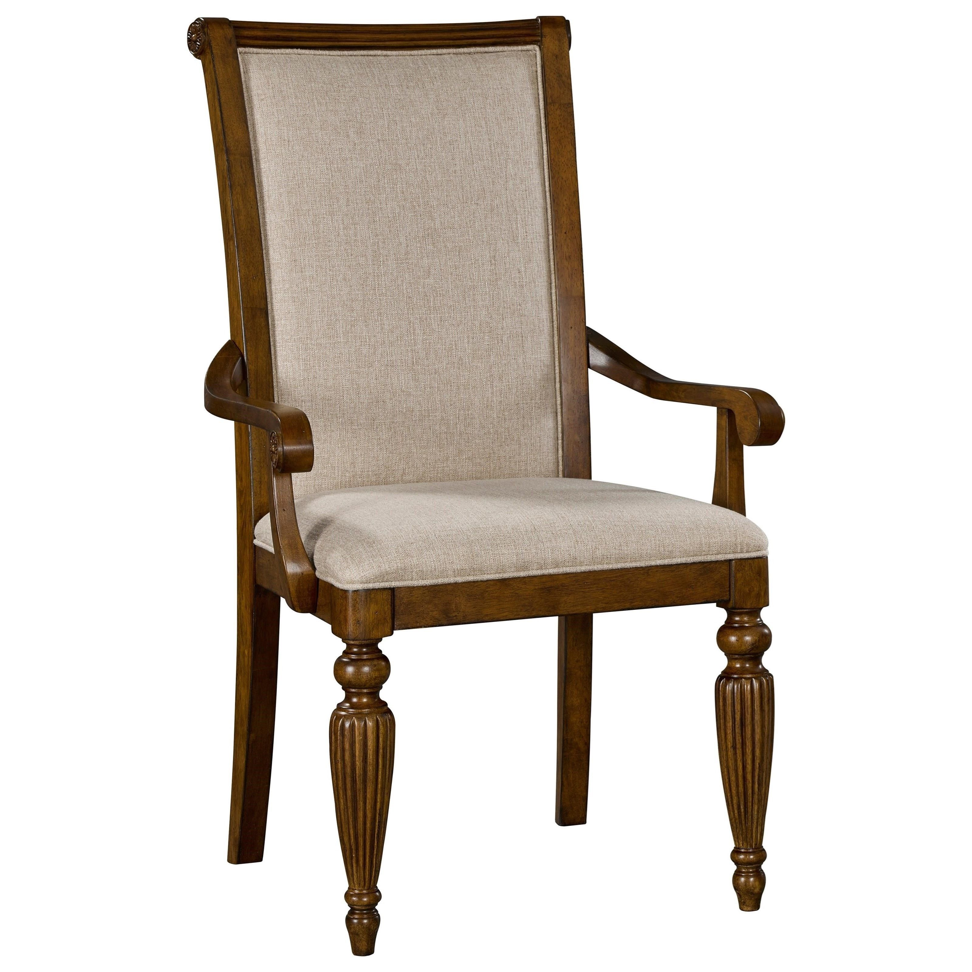 Broyhill Furniture Amalie Bay Upholstered Arm Chair Item
