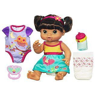 Baby Alive Dress N' Slumber, $22.49