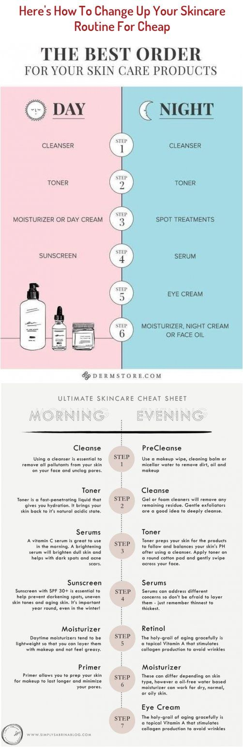 Check Out More Fun Skincare Tips On The Dermstore Blog And Read In What Order Do I Apply My Skin Care Products In 2020 Moisturizing Toner Skin Care Skin Care Routine