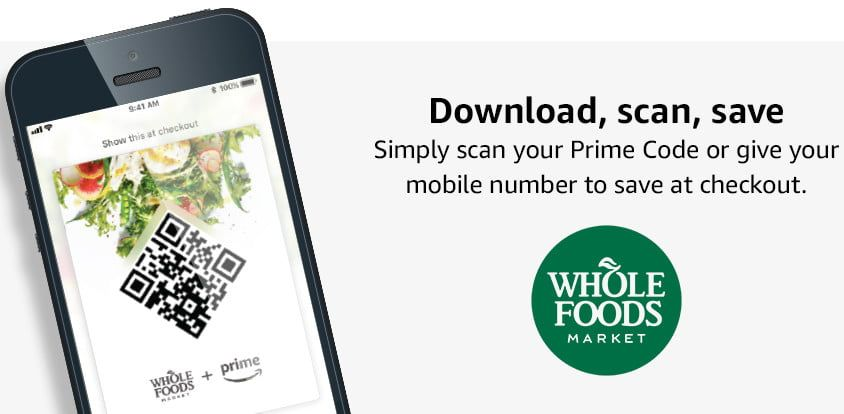 Amazon prime whole foods market discounts expanded to more