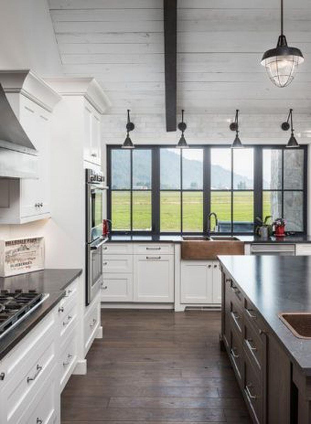 34 Cozy Farmhouse Window Style Design Ideas Farmhouse