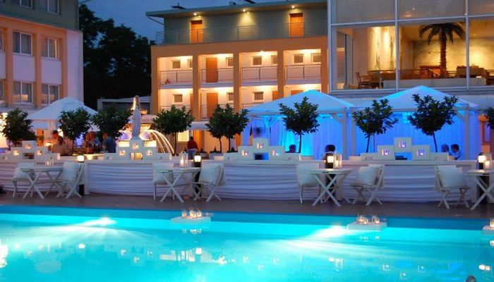 Resort Bryza Spa in Jurata