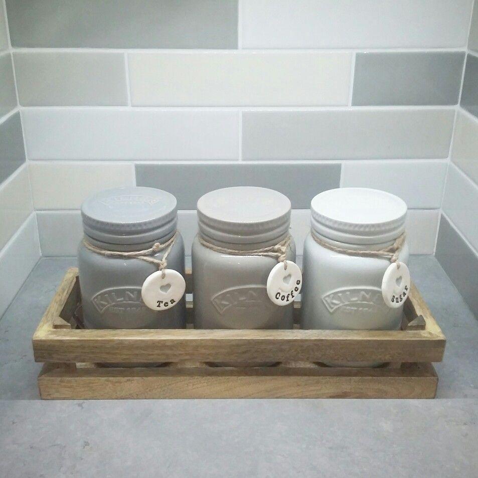 one pot Our.mortgaged.home on Instgram Kilner ceramic jars ...