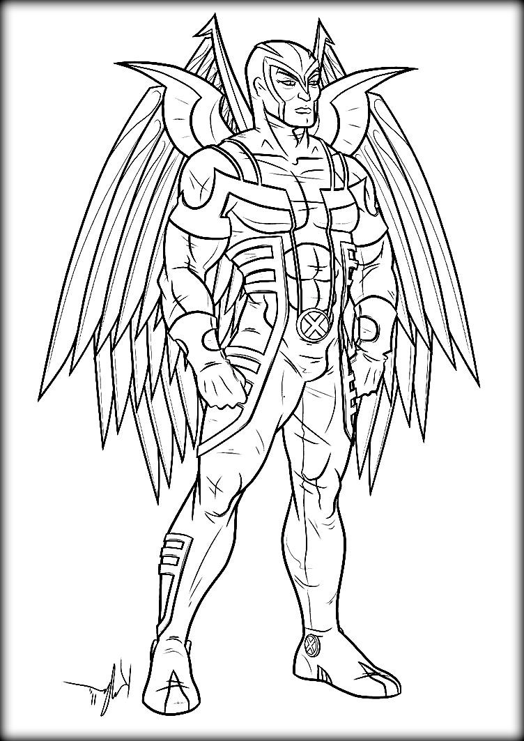 X Men Coloring Pages Cartoon Coloring Pages Coloring Pages Coloring Books