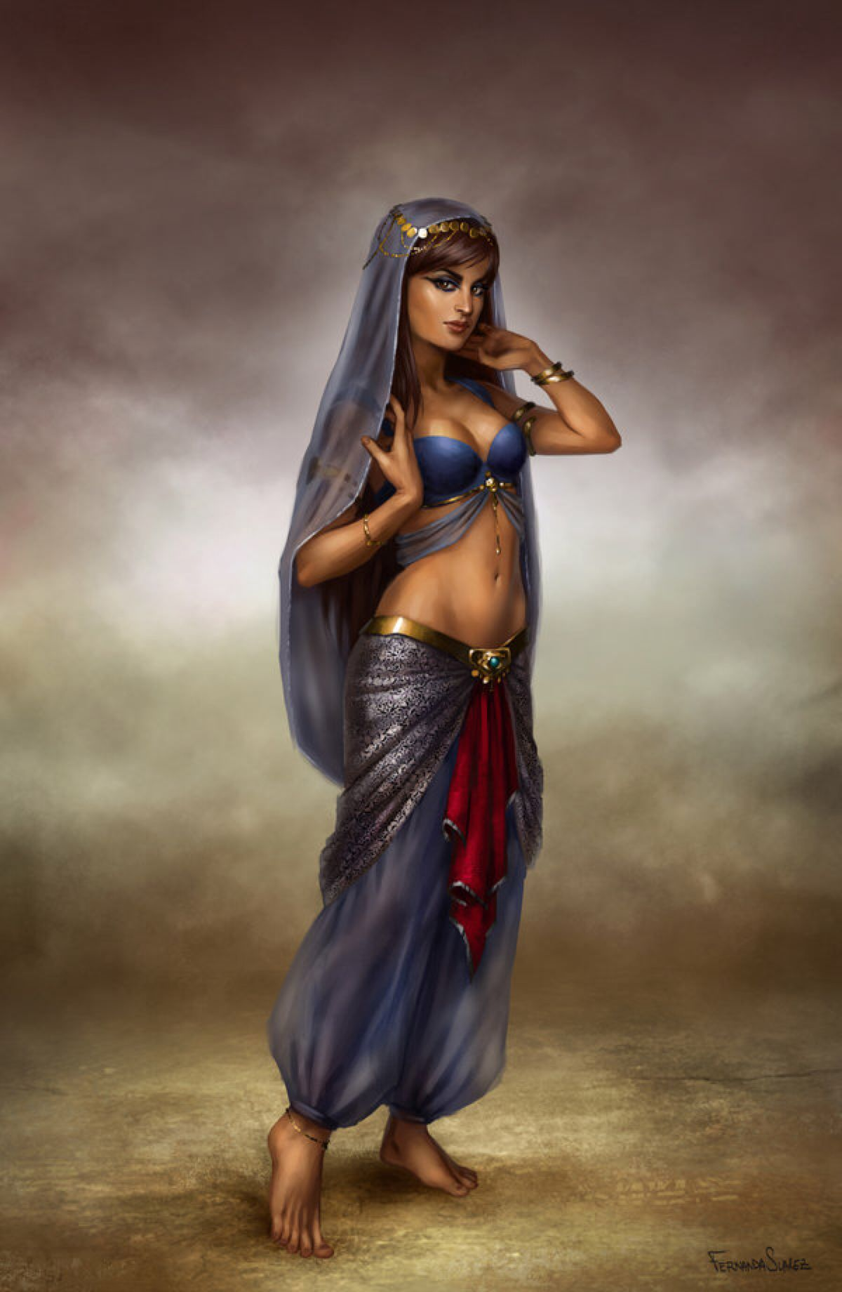 pinkhalid on arabic art | pinterest | deviantart, arabian women