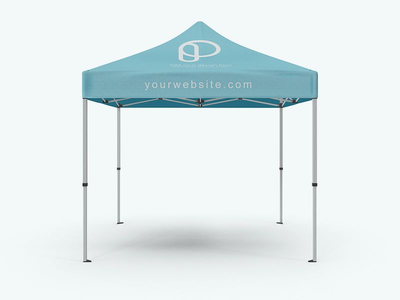 Square Tent Event Booth Mockup Free Download In 2020 Event Booth Tent Design Tent