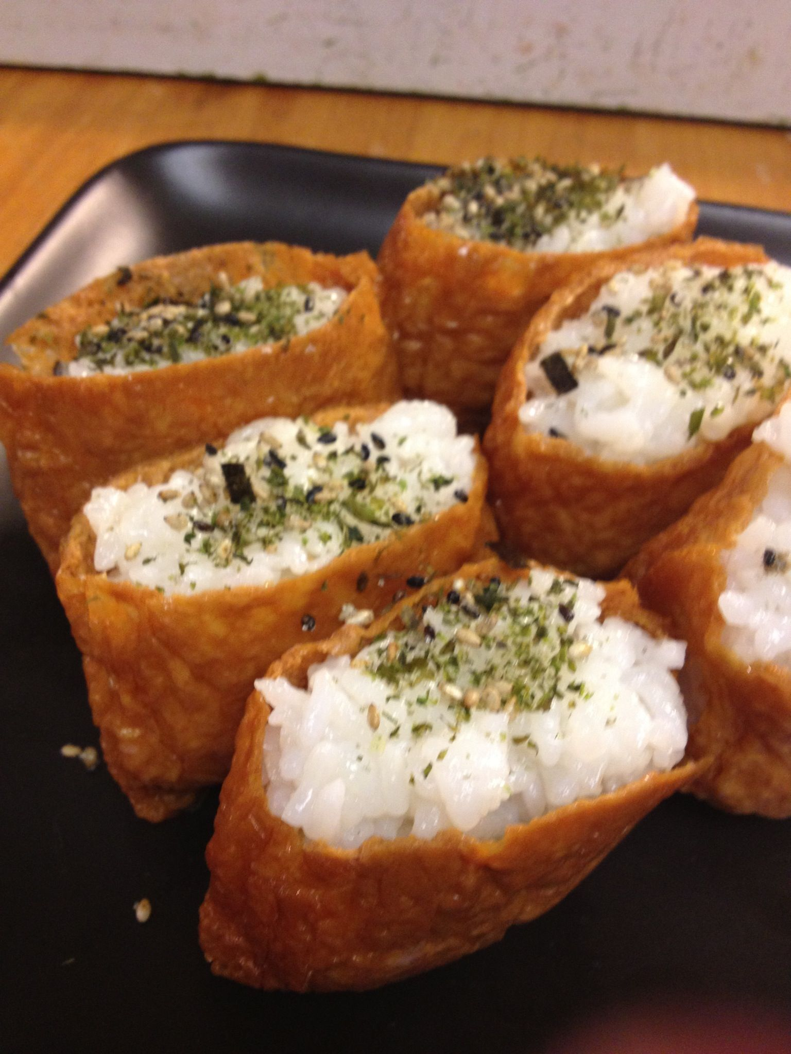 How To Make Inari Sushi Recipes Hawaiian Food Sushi Recipes