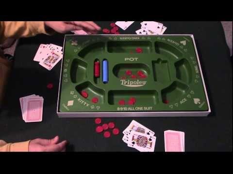 Tripoley game mat