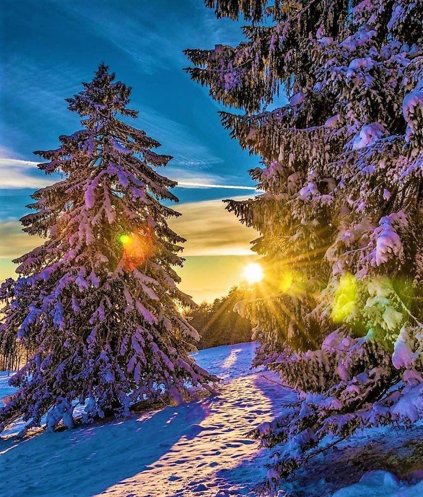 A Dream So Real Winter Scenery Beautiful Nature Winter Landscape