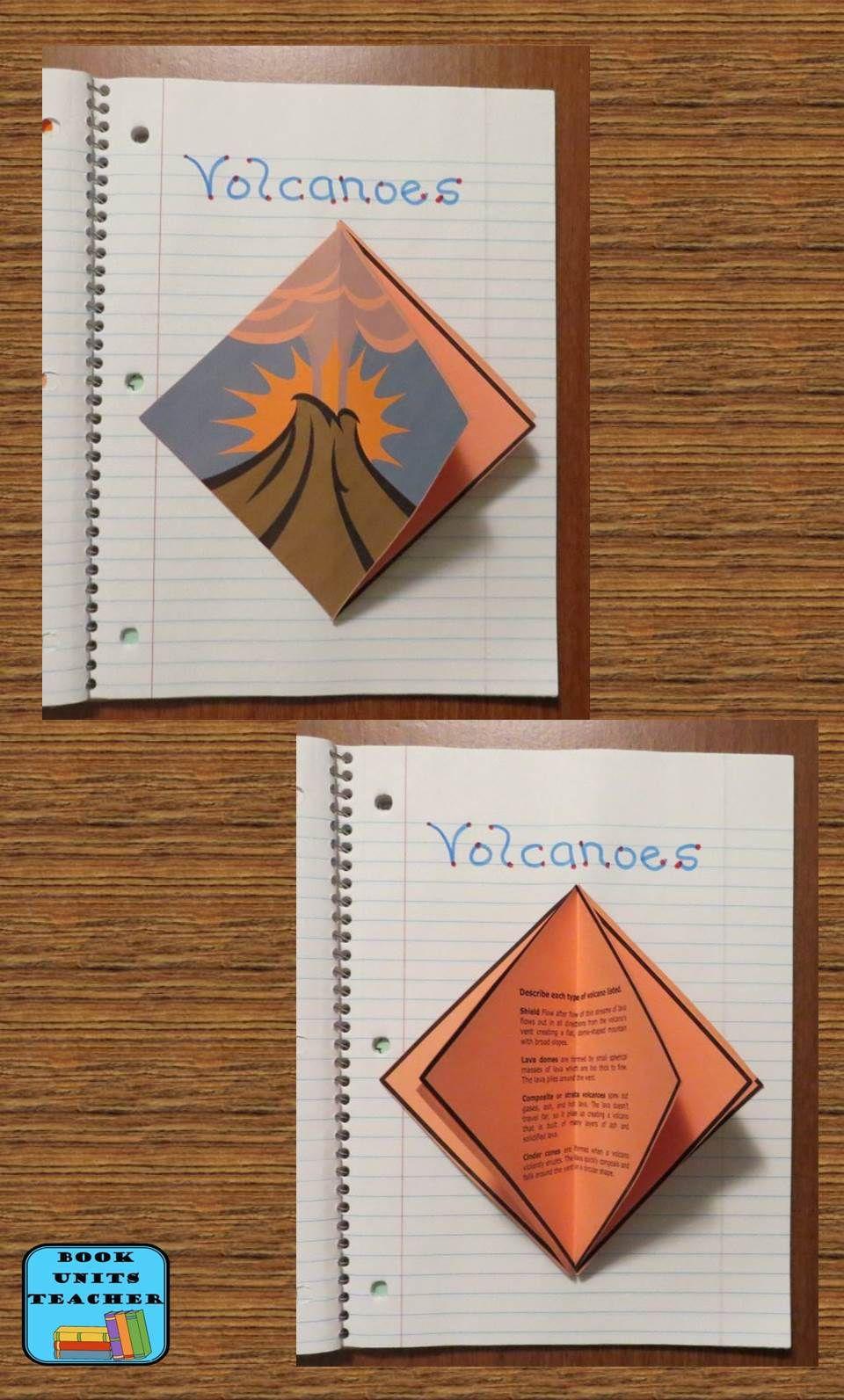 Ten Interesting Facts . . . Volcanoes | Geog | Pinterest ...