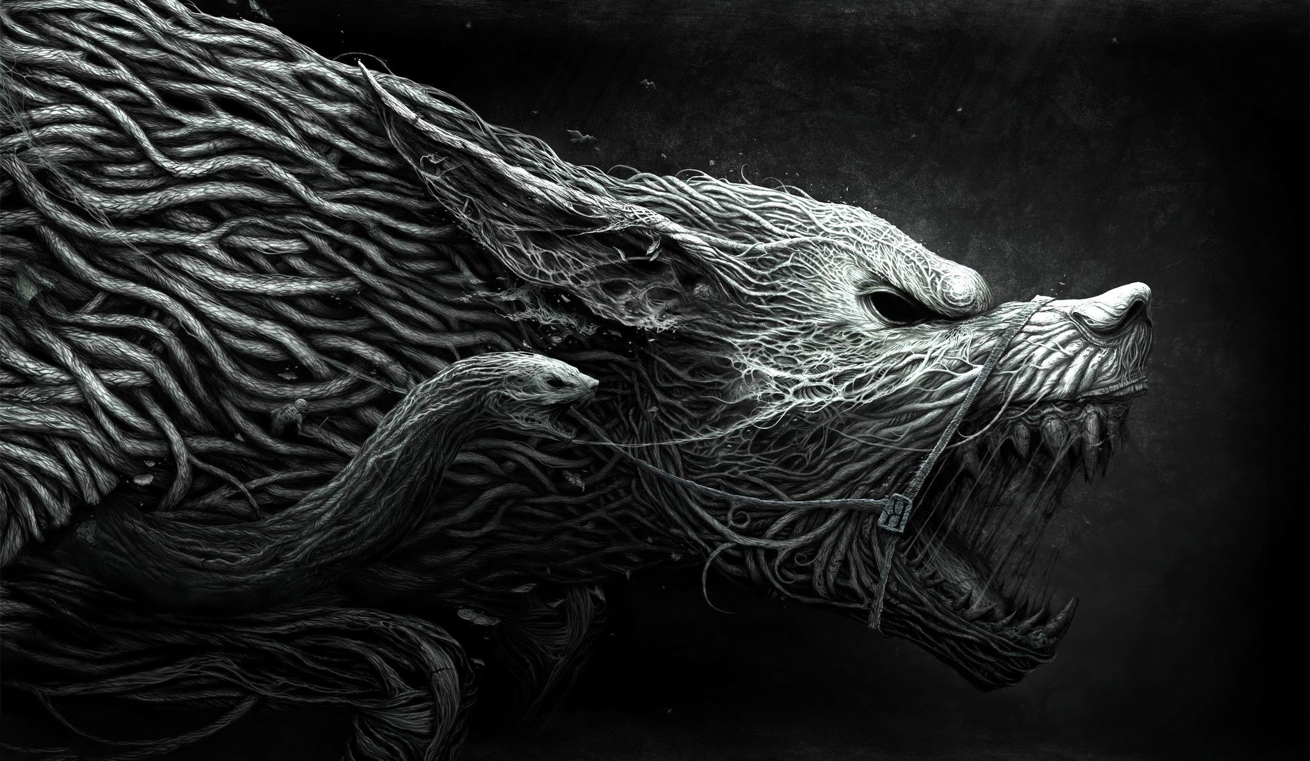 Creepy Fantasy Art Artwork Wallpapers HD / Desktop and