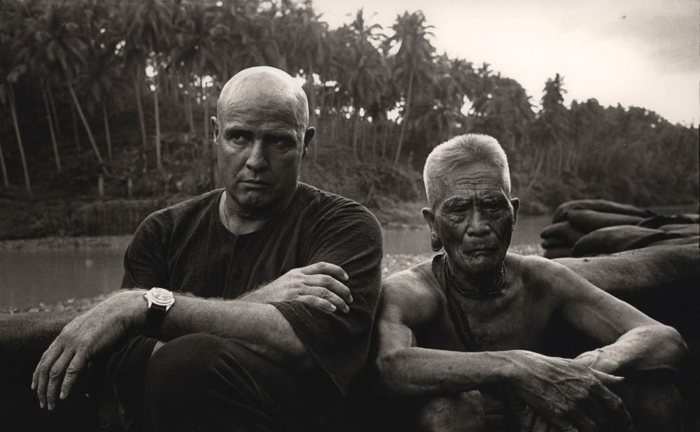 Image result for apocalypse now brando