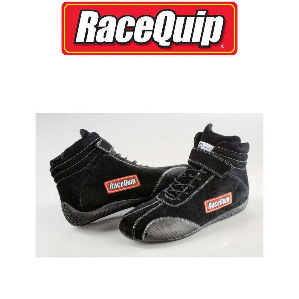 Shoe MID-TOP Black Size 13 Sfi