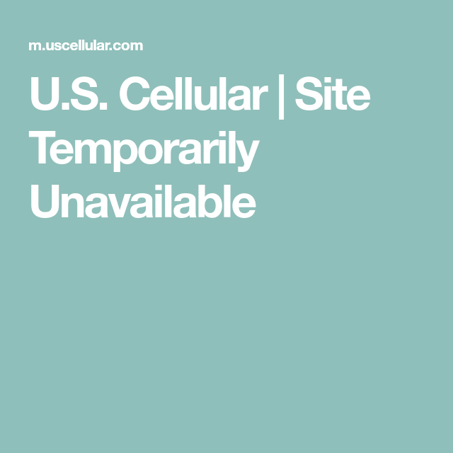 U S  Cellular | Site Temporarily Unavailable | Quick Breads