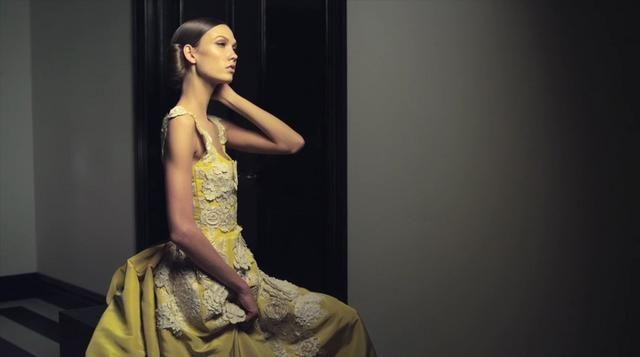 Oscar de la Renta - Spring 2012 Campaign, Shot by Craig MsDean & featuring Karlie Kloss