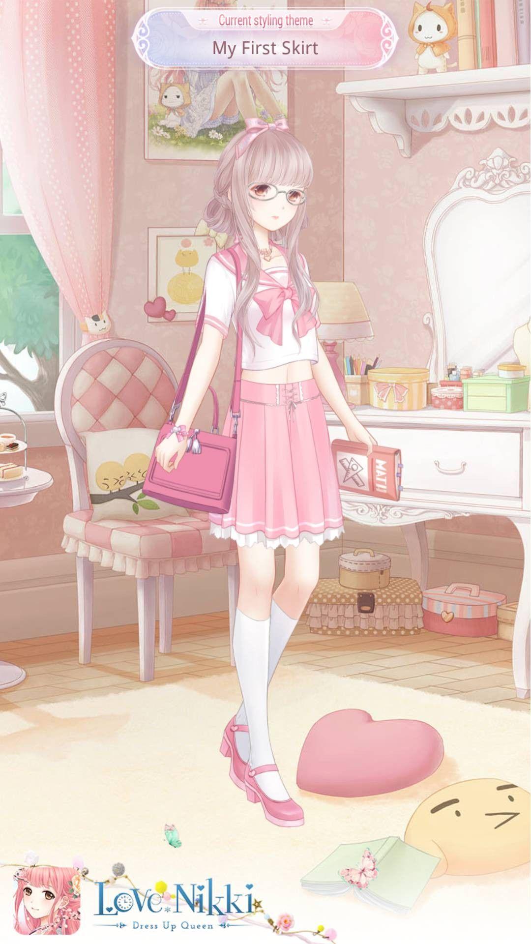 Pink sailor fuku fashion art girl fashion anime dress anime outfits girl