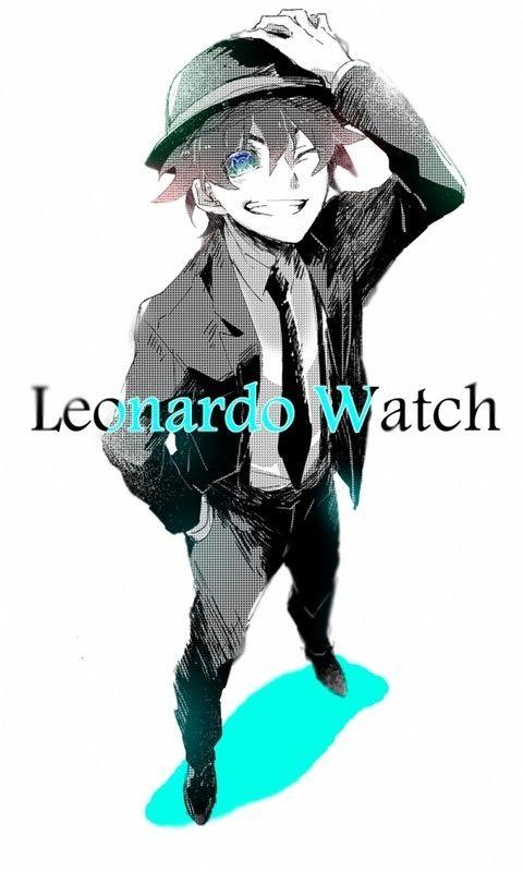Leonardo watch/kekkai sensen.