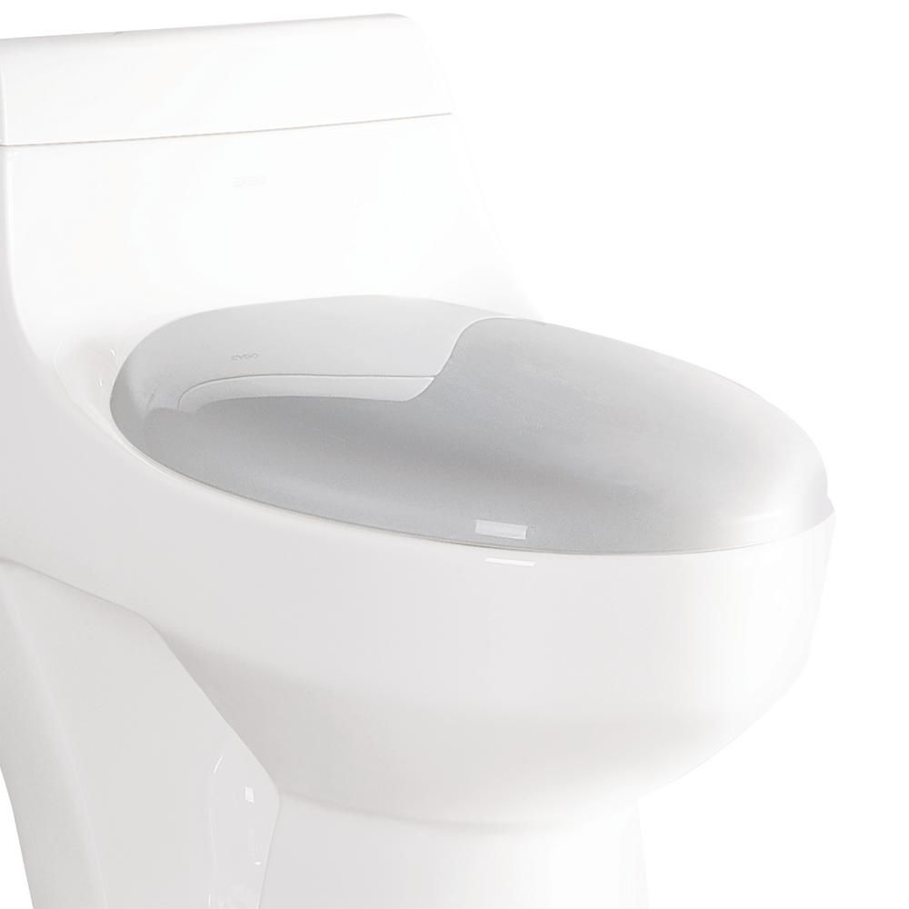 Eago R 108seat Elongated Closed Front Toilet Seat In White Toilet Modern Toilet Modern Toilet Seats