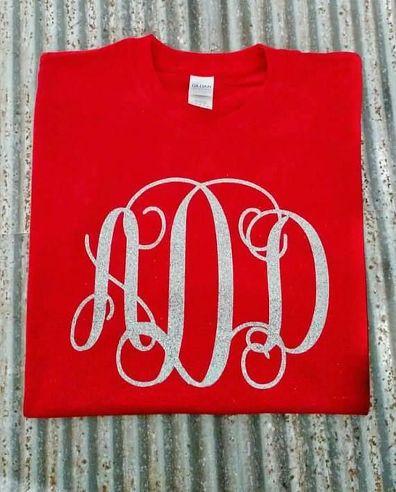 32ae3f25 Holographic shirt, womens shirt, monogram shirts for women, long sleeve  shirt, monogrammed shirts, personalized shirt, Vinyl Applique