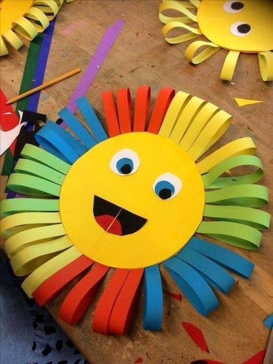 Photo of Basteln mit Kindern zum Frühling  40 kreative Ideen und Anleitung  Wohnideen un…