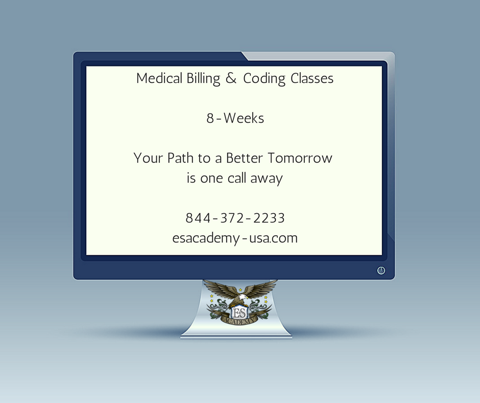 Medical Billing Coding Classes For Only 8 Weeks E S Academy