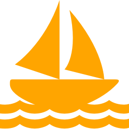 Sail Boat Icon Boat Icon Sailing Boat
