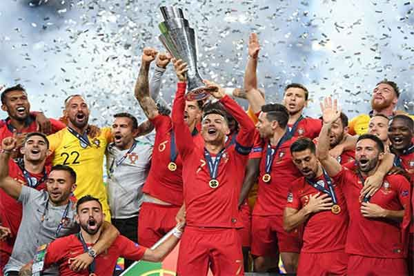 Portugal defeat Netherlands to win first Nations League ...