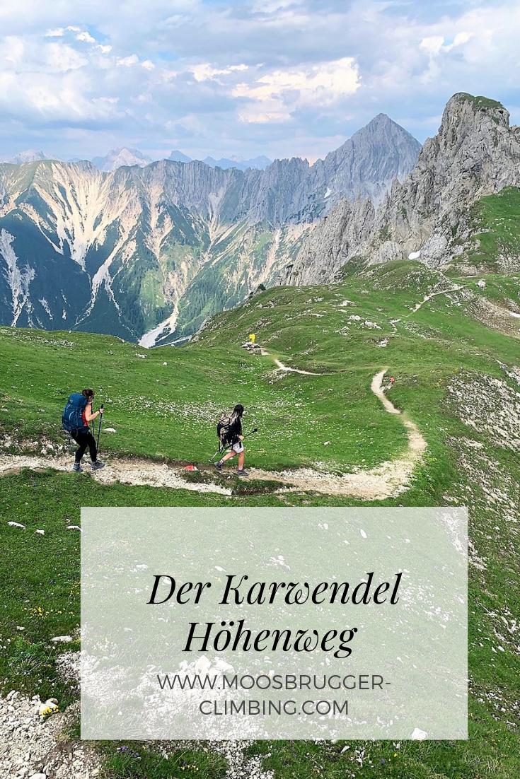 Photo of Karwendel high trail