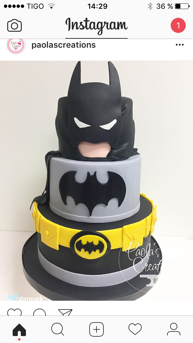 Batman Cake Superhroes Pinterest Batman cakes Batman and Cake