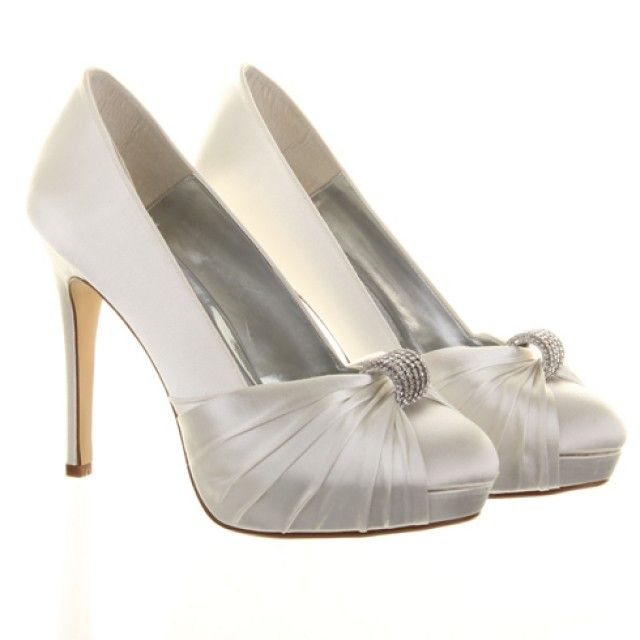 c3b69d711a73 Alessia Rainbow Couture Sky high heel Wedding Shoe - Allora replacement