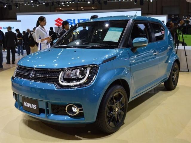 Six Things To Know About Maruti Suzuki Ignis Everything We