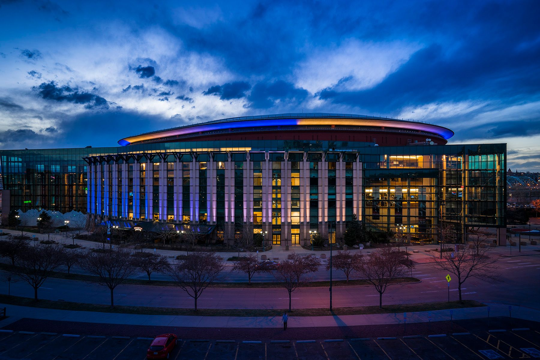 "Image result for pepsi center outside ""Temples of the NBA"" Pinterest"