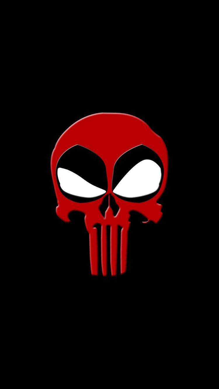 Deadpool/The Punisher crossover logo Deadpool hd