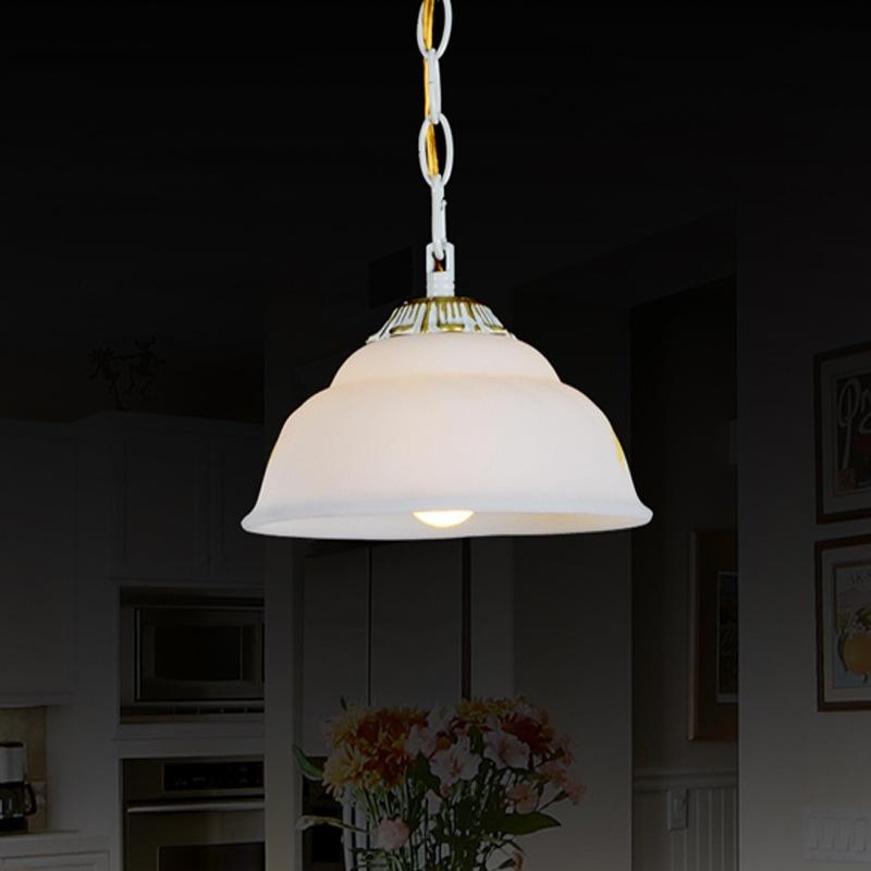 52.80$  Watch now - http://aliu36.worldwells.pw/go.php?t=32451092685 - New arrival single-head chandelier factory direct hotel restaurant chandelier hotel lighting engineering lamp pendant lamp 52.80$
