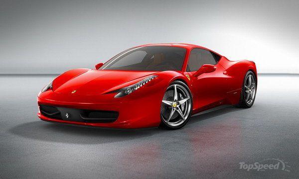 Ferrari anyone?