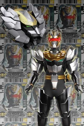 gosei knight ipod wallpaper by butters101 deviantart com