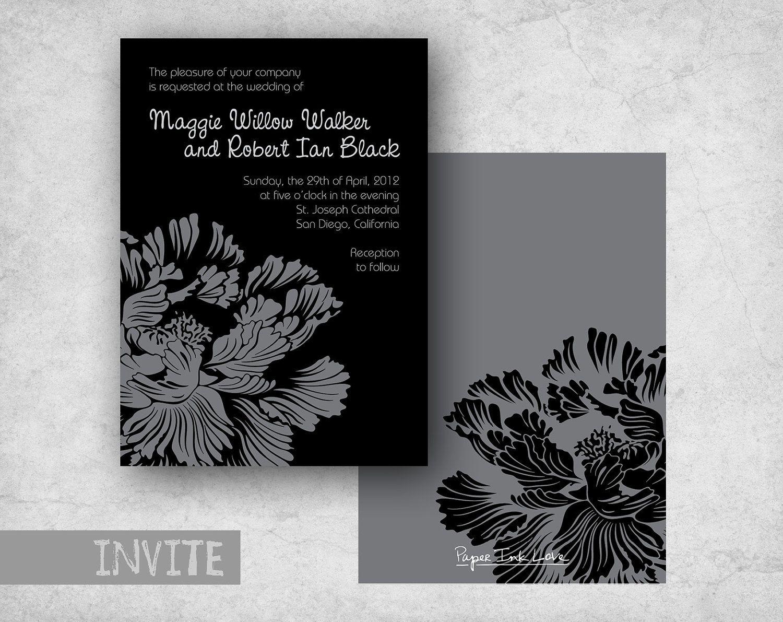 wedding package chalkboard bridal shower invitations wedding package wedding invitations chalkboard wedding invitations IN216