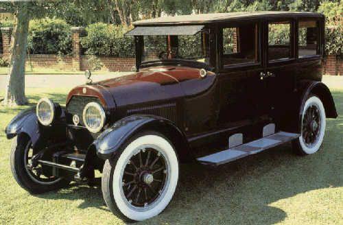1922 Cadillac Limousine Gm Cadillac 1902 1929