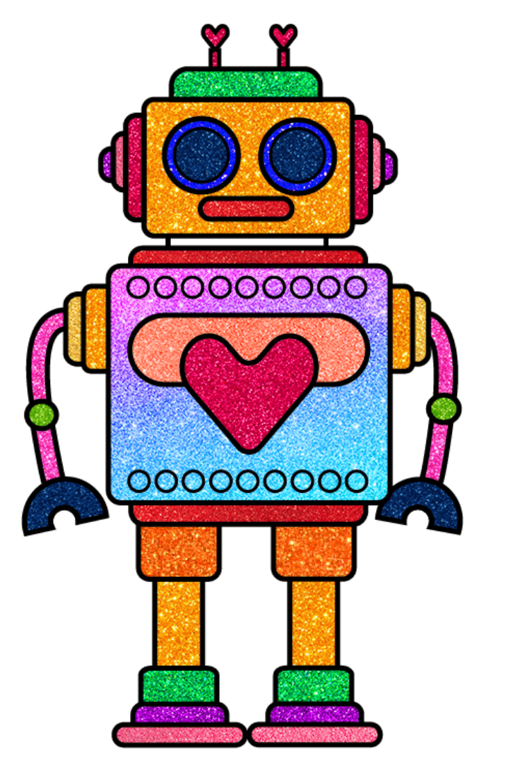 - How To Draw A Robot Step By Step For Kids - Coloring Robot With