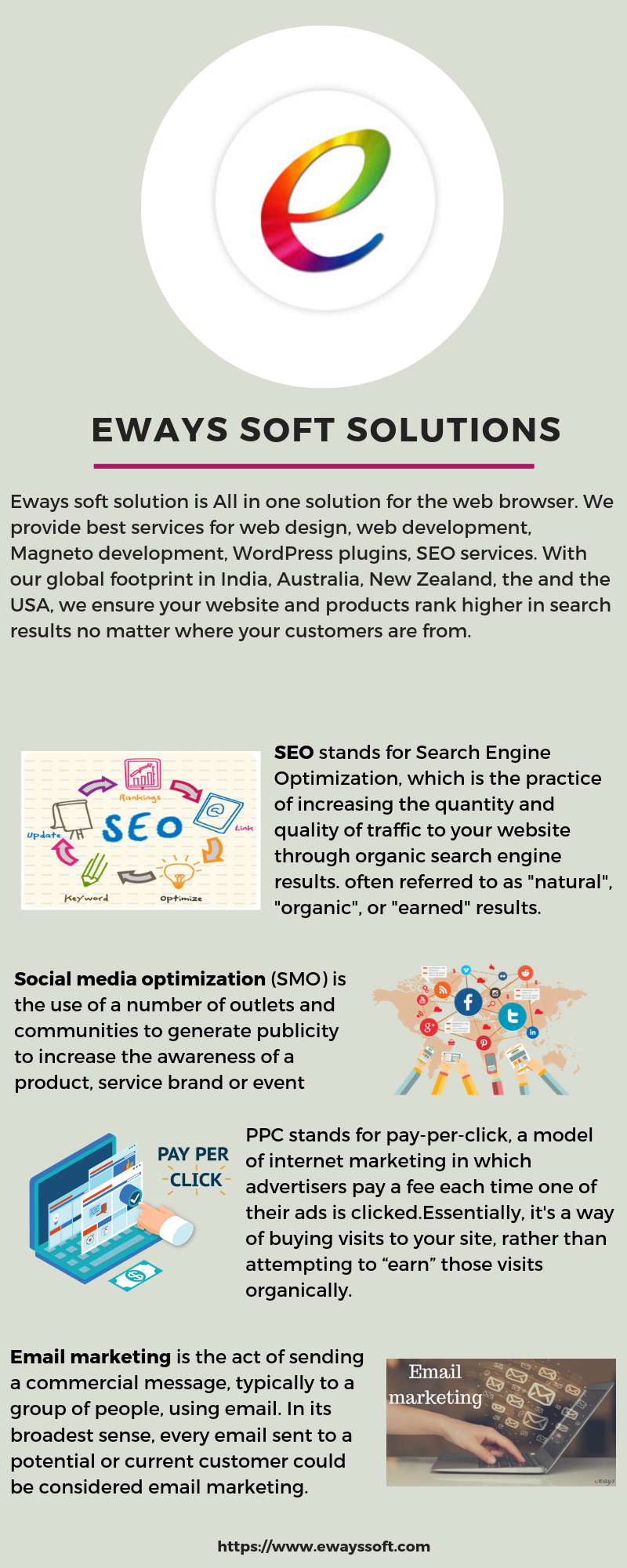 Eways Soft Solution Is All In One Solution For The Web Browser We Provide The Best Services For Web Design Web D Seo Services Best Seo Services Seo
