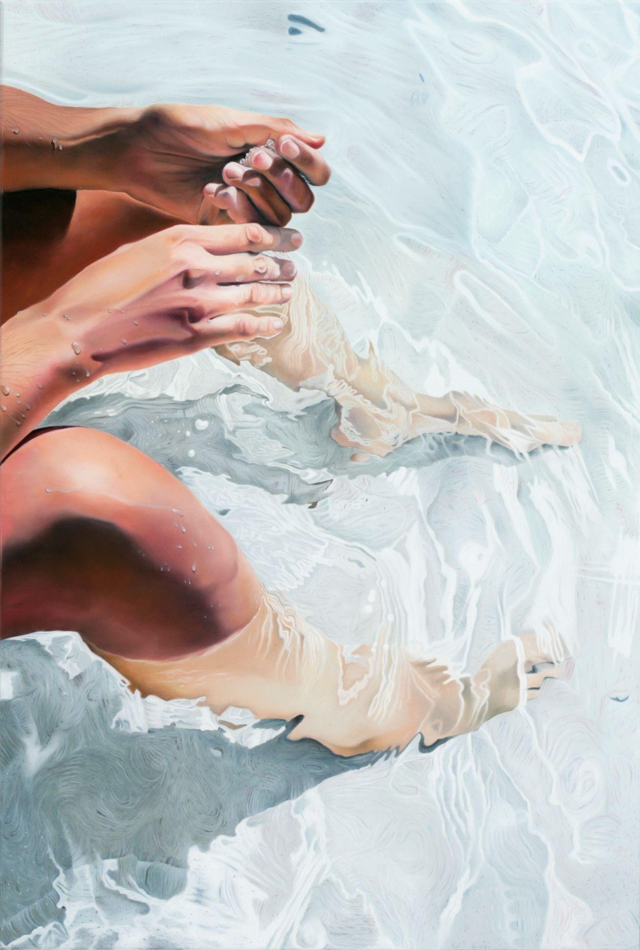Un fragmento de piel acariciada, besada, recorrida...