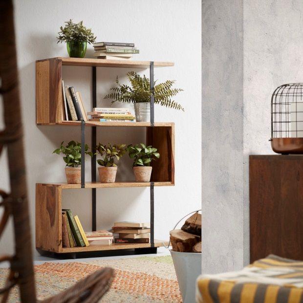 laforma alia boekenkast 155 cm afbeelding 2 laforma meubels