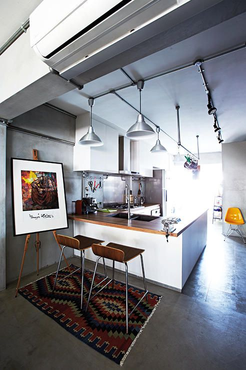 Interior Design Open Kitchen: Stop Whining About Your Tiny Kitchen! Try This.