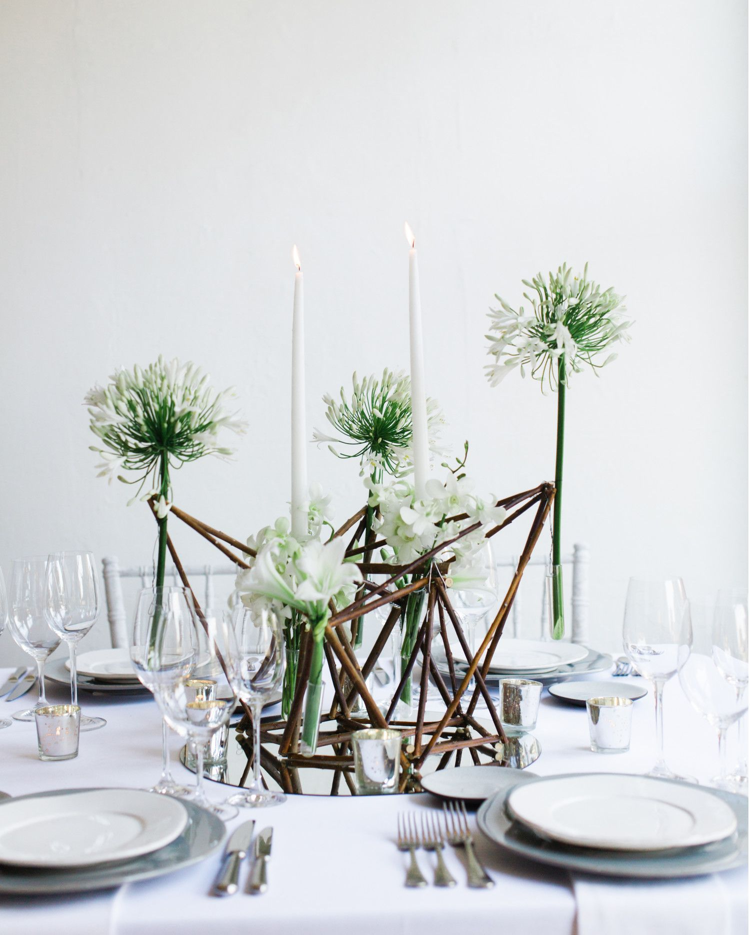 39 Simple Wedding Centerpieces | Wedding centerpieces, Centerpieces ...