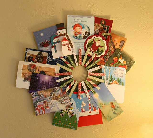 Christmas card holder Christmas Pinterest Christmas card