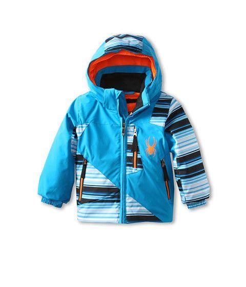 4504e1cff2aa Spyder Kids Mini Armageddon Jacket F13 (Toddler Little Kids Big Kids ...