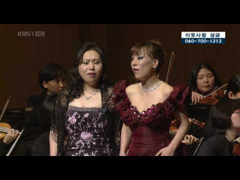 9ed4296c965 Here is the Flower Duet with the lovely Sumi Jo. I always thought of her as  a perfect little singing hummingbird. I enjoy the ethereal qualities of her  ...