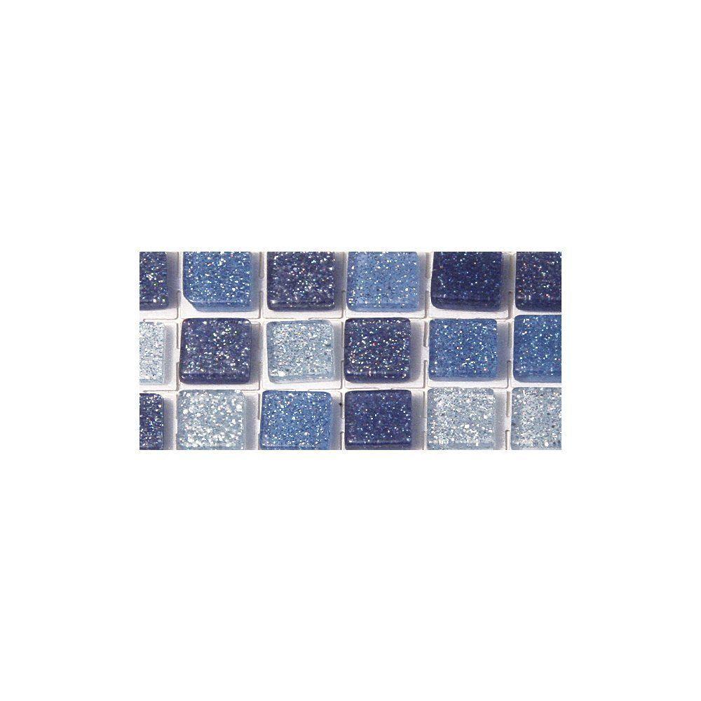 RAYHER - 14395390 - Acryl-Mosaik, Glitter, selbstklebend, ø 5 mm ...