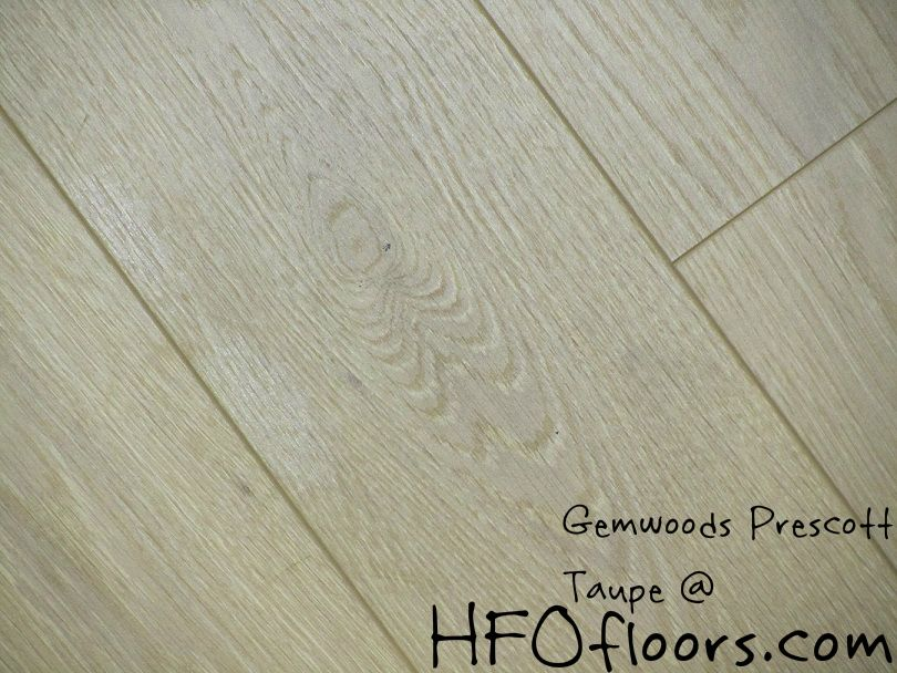 Gemwoods Prescott Taupe 123mm Laminate Available At Hfofloors