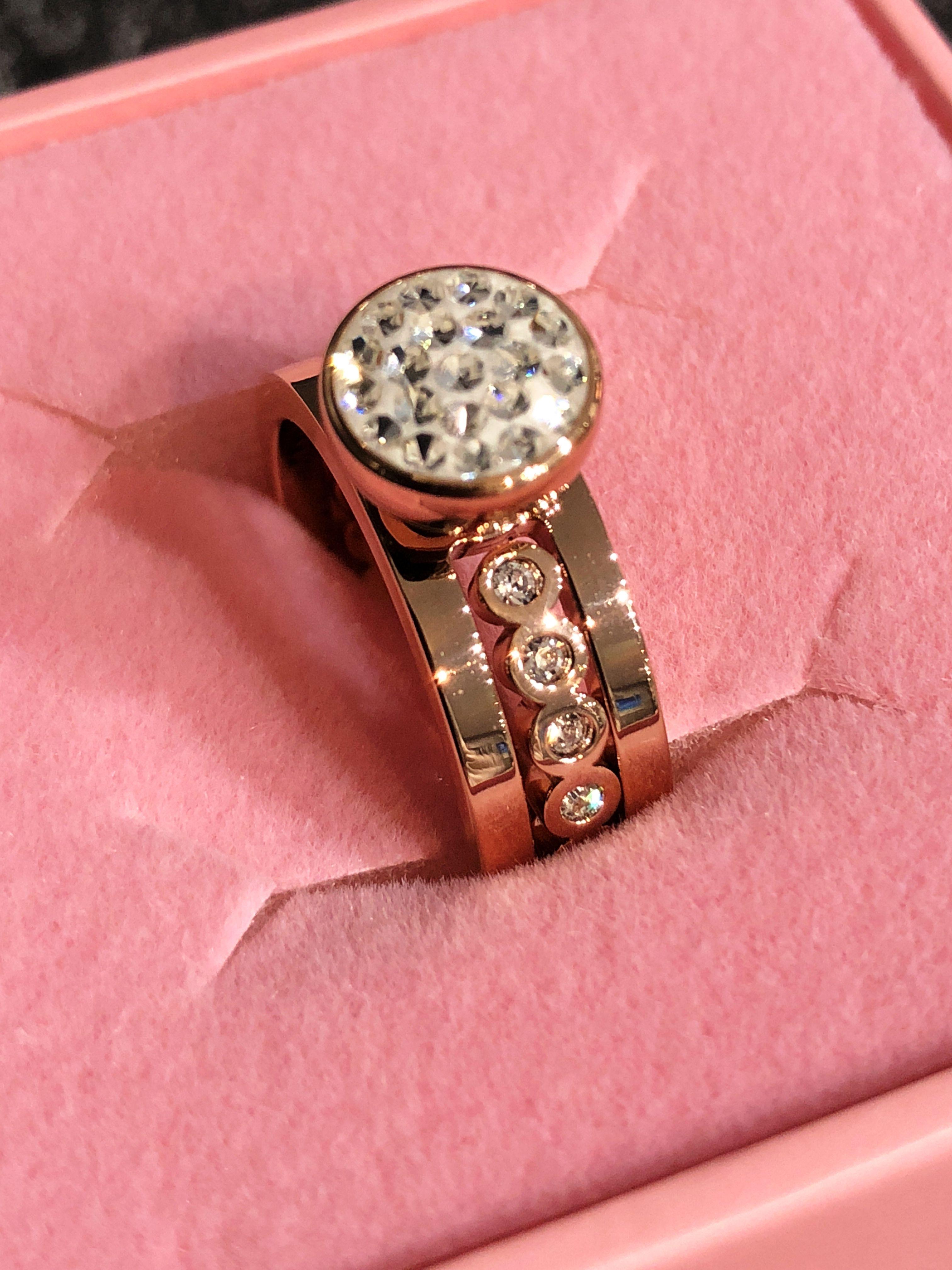 MelanO Twisted Trista ring #melanojewelry #melano #melanothatsme ...